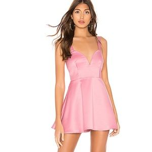 CUTE BABY PINK SUPERDOWN DRESS (NWT)